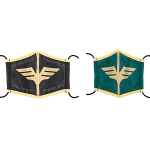 "Mobile Suit Gundam Zabi Family Symbol ""Gundam"", Bandai Chara-Mask"