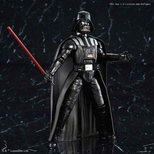 "Darth Vader (Return of the Jedi Ver.) ""Star Wars"", Bandai Star Wars 1/12 Plastic Model"
