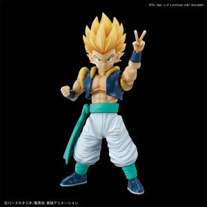 "Super Saiyan Gotenks ""Dragon Ball Z"", Bandai Figure-rise Standard"