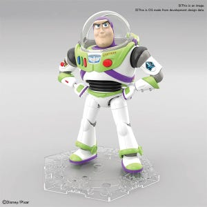 "Buzz Lightyear ""Toy Story"". Bandai Cinema-Rise Standard"