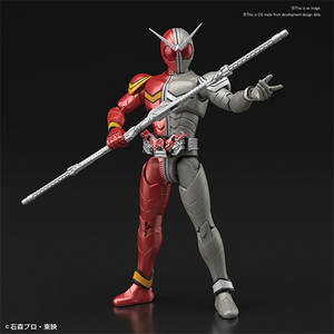 "Kamen Rider Double Heat Metal ""Kamen Rider"", Bandai Figure-rise Standard"