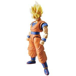 "Super Saiyan Son Goku (New PKG Ver) ""Dragon Ball Z"", Bandai Figure-rise Standard"