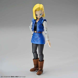 "Android 18 (New Pkg Ver) ""Dragon Ball"", Bandai Spirits Figure-rise Standard"