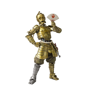 "Honyaku Karakuri C-3PO ""Star Wars"", Bandai Meisho Movie Realization"