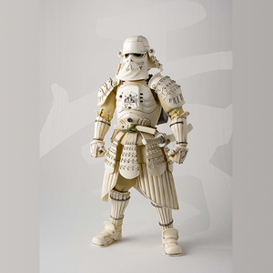 "Kanreichi Ashigaru Snow Trooper ""Star Wars"", Bandai Meisho Movie Realization"