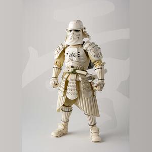 Kanreichi Ashigaru Snow Trooper with Pins