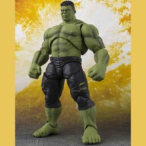 "Hulk ""Avengers: Infinity War"", Bandai S.H.Figuarts"
