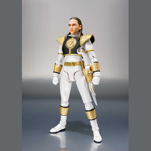 "White Ranger ""Mighty Morphin Power Rangers"", Bandai S.H.Figuarts"