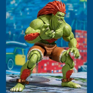 "Blanka ""Street Fighter"", Bandai S.H. Figuarts"