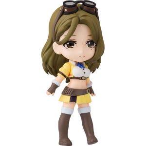 "Zara ""The Kotobuki Squadron in The Wilderness"", Bandai Figuarts Mini"