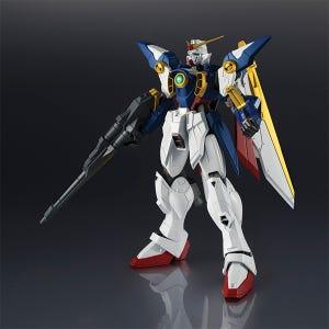 "XXXG-01W Wing Gundam ""Mobile Suit Gundam Wing"", Bandai Gundam Universe"