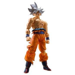 "Son Goku -Ultra Instinct- ""Dragon Ball Super"", Bandai S.H. Figuarts"