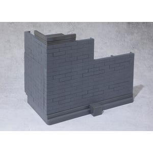 Brick Wall (Grey Ver.), Bandai Tamashii Option