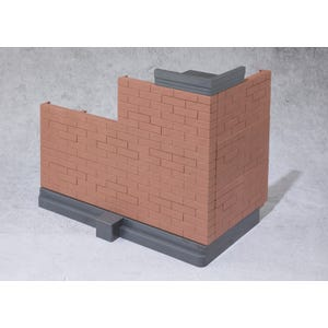 Brick Wall (Brown Ver.), Bandai Tamashii Option