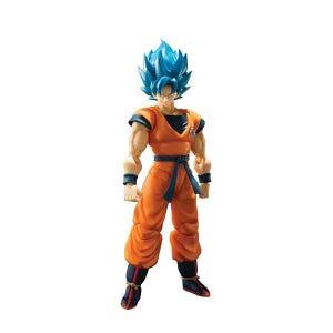 """Super Saiyan God Super Saiyan Goku """"Dragon Ball Super"""", S.H. Figuarts"""