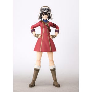 "Kylie ""The Kotobuki Squadron in The Wilderness"", Bandai S.H.Figuarts"