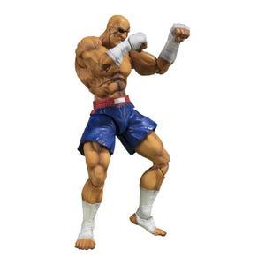 """Sagat """"Street Fighter V"""", Bandai S.H.Figuarts"""