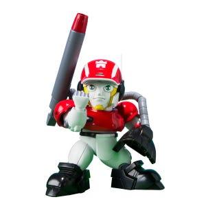 "Iron Leaguer Magnum Ace ""Iron Leaguer"", Bandai Chogokin"