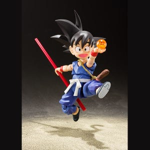 "Son Gokou -KID- -Event Exclusive Color Edition- ""Dragon Ball"", Bandai S.H.Figuarts"