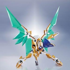 """Lancelot siN """"Code Geass"""", Bandai Robot Spirits"""