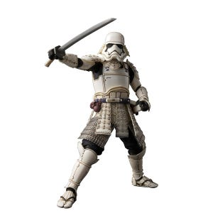 "Ashigaru First Order Storm Trooper ""Star Wars"", Meisho Movie Realization"