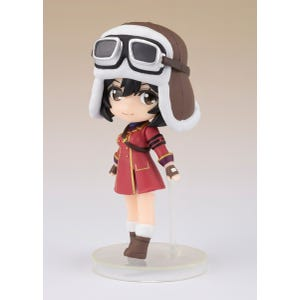 "Kirie (Kylie) ""The Kotobuki Squadron in The Wilderness"", Bandai Figuarts Mini"