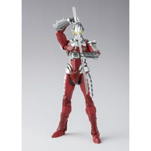"Ultraman Suit Ver 7 The Animation ""Ultraman (Netflix)"" , Bandai S.H.Figuarts"