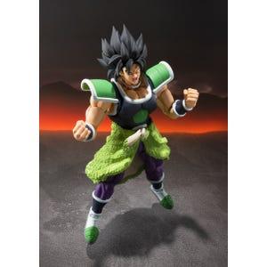 """Broly - Super """"Dragon Ball Super"""", Bandai S.H.Figuarts"""