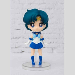 "Sailor Mercury ""Sailor Moon"", Bandai Figuarts Mini"