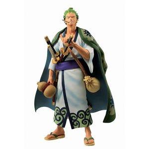 "Zorojyuro ""ONE PIECE"", Bandai Ichiban Figure"