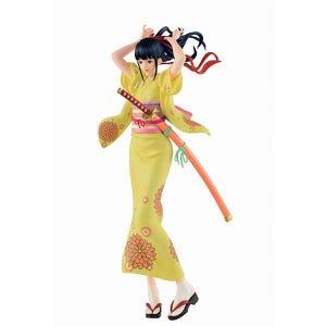 "Okiku ""ONE PIECE"", Bandai Ichiban Figure"