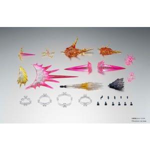 "Effect Parts Set ver. A.N.I.M.E. ""Mobile Suit Gundam"", Bandai Robot Spirits"