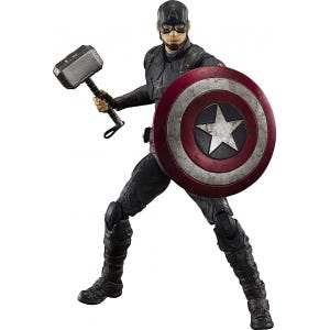 "Captain America -Final Battle Edition - ""Avengers: Endgame"", Bandai S.H. Figuarts"