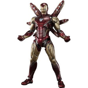 "Iron Man Mark 85 -Final Battle Edition - ""Avengers: Endgame"", Bandai S.H. Figuarts"