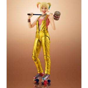 "Harley Quinn ""Birds of Prey: And the Fantabulous Emancipation of One Harley Quinn"", Bandai S.H. Figuarts"