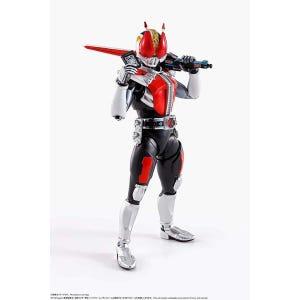 """(Shinkocchouseihou) Masked Rider Den-O Sword Form & Gun Form """"Masked Rider Den-O"""", Bandai S.H. Figuarts"""