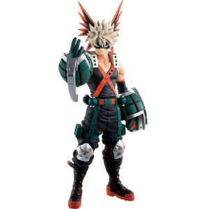 "Katsuki Bakugo (FIGHTING HEROES feat. One's Justice) ""My Hero Academia"", Bandai Ichiban Figure"