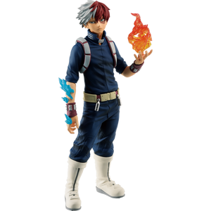 "Shoto Todoroki (FIGHTING HEROES feat. One's Justice) ""My Hero Academia"", Bandai Ichiban Figure"