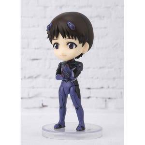 """Ikari Shinji """"Evangelion"""", Bandai Figuarts Mini"""