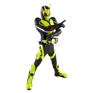 "SOFVICS Kamen Rider Zero-One Risinghopper (NO.01 feat.Legend Rider) ""Masked Rider"", Bandai Ichiban Figure"