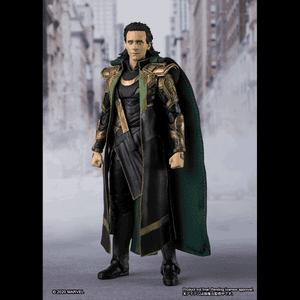 """Loki (Avengers) """"Avengers"""", Bandai Tamashii Nations S.H.Figuarts"""