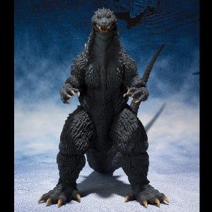 """Godzilla (2002) """"Godzilla"""", Bandai S.H.MonsterArts"""