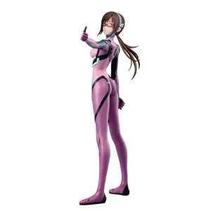 "Mari Makinami Illustrious (Evangelion: 3.0+1.0) ""Evangelion"", Bandai Ichiban Figure"