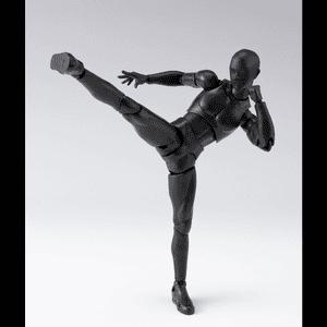 "BODY-KUN DX SET 2 (Solid Black Color Ver.) ""Figure"", Bandai Tamashii Nations S.H. Figuarts"