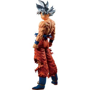 "Son Goku Ultra Instinct (Extreme Saiyan) ""Dragon Ball"", Bandai Ichiban Figure"