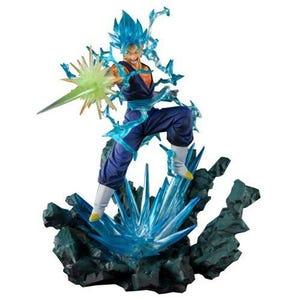 """SSGSS Vegito Event Exclusive Color Edition """"Dragon Ball"""", Bandai Tamashii Nations Figuarts Zero"""