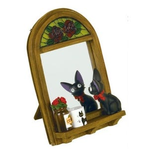 "Jiji Mirror (hang/stand), ""Kiki's Delivery Service"", Benelic"