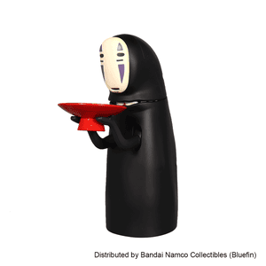 "No Face Munching Coin Bank ""Spirited Away"", Benelic"
