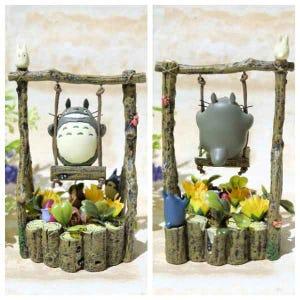 """Totoro Swing Figure """"My Neighbor Totoro"""", Benelic"""