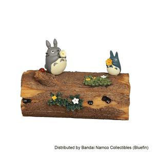"Totoro's Flower Trumpet Accessory Box ""My Neighbor Totoro"", Benelic"